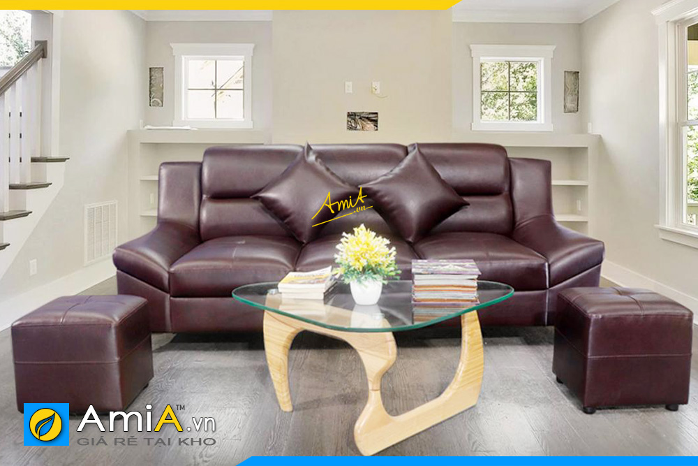 sofa văng nhỏ xinh thiết kế đẹp