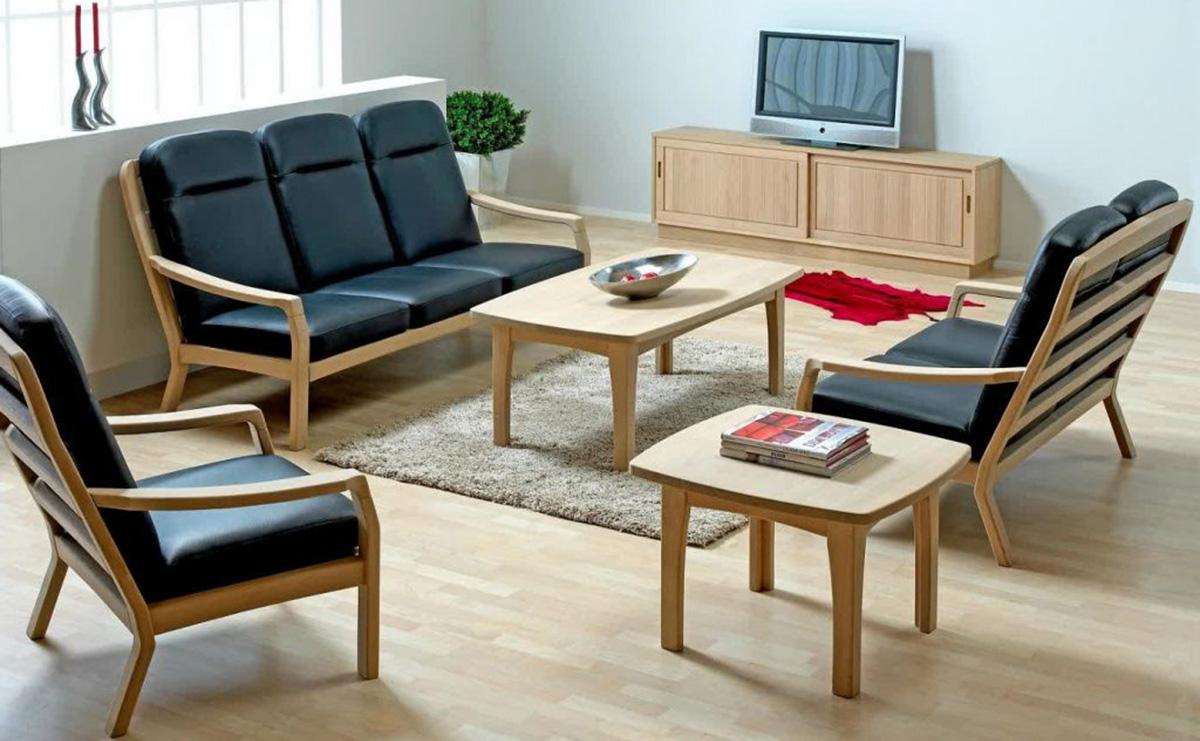sofa thiết kế đơn giản
