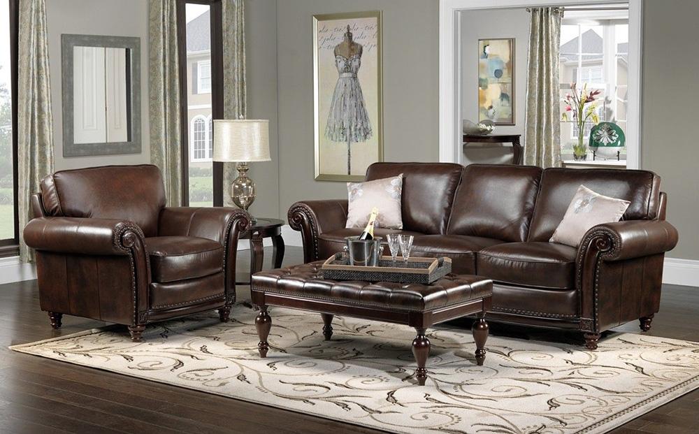 bộ ghế sofa văng da siêu đẹp