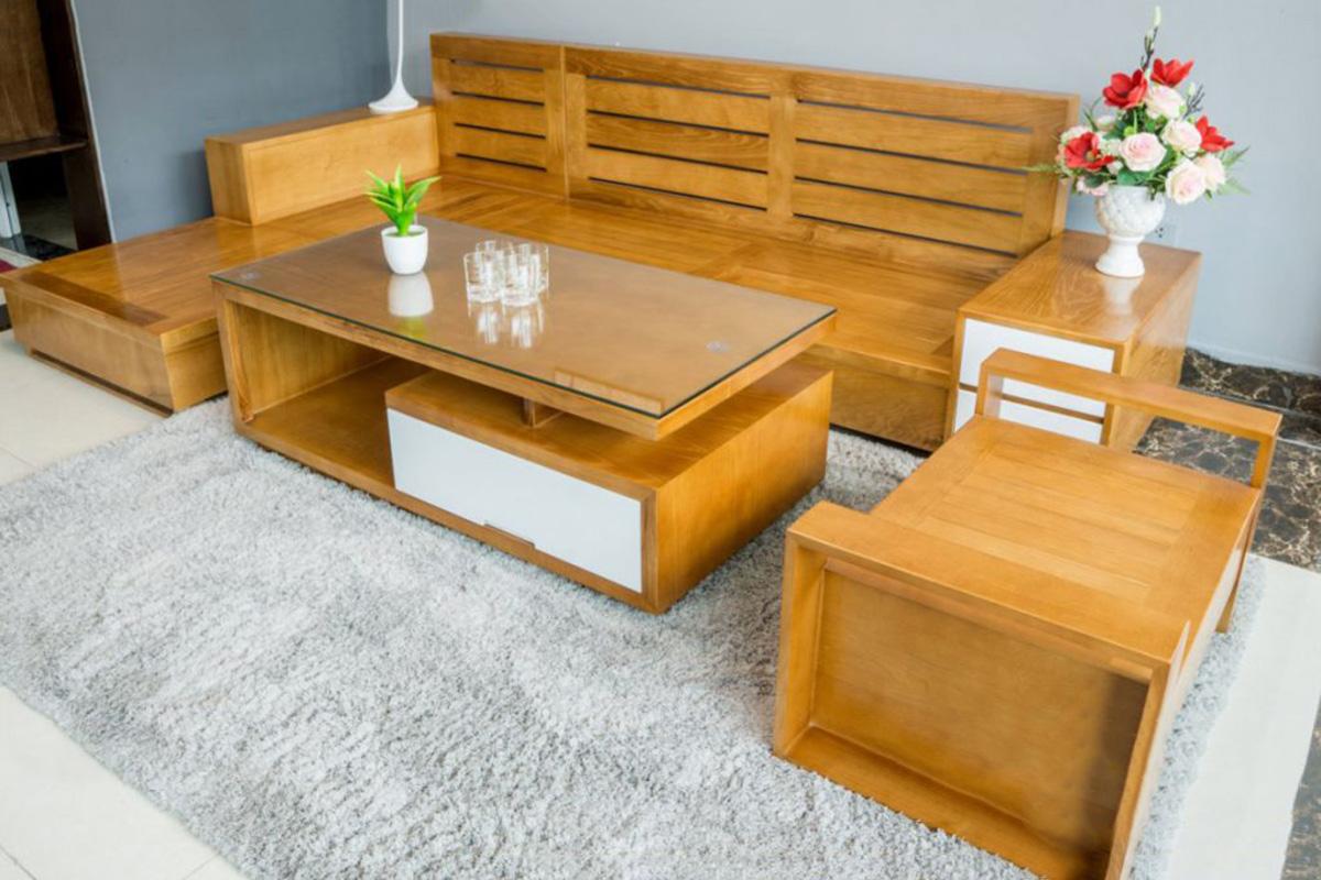 hình ảnh bàn ghế bàn ghế sofa gỗ đẹp