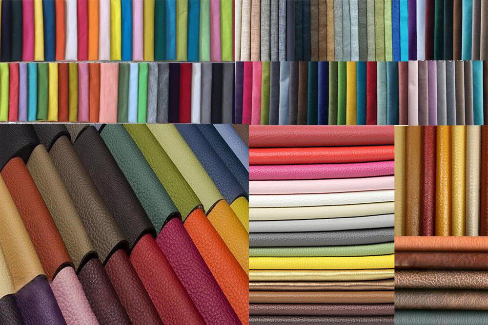 hình ảnh các loại da nỉ vải