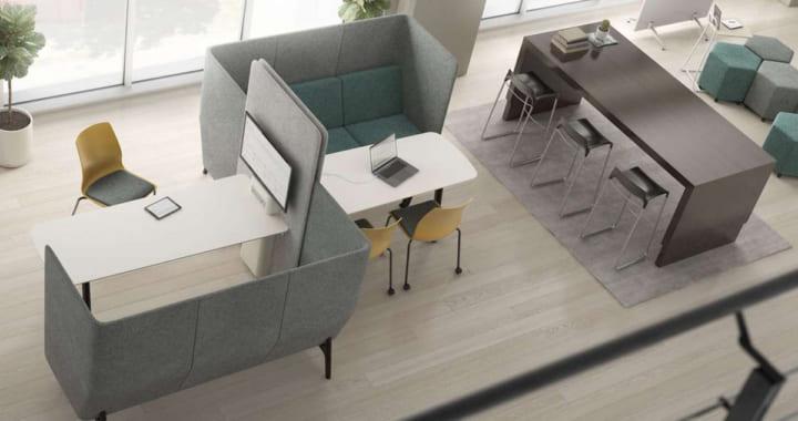 sofa cho phòng làm việc