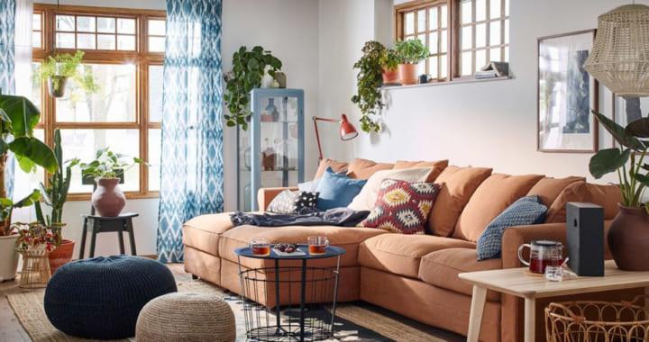 Sofa góc cho phòng khách nhỏ