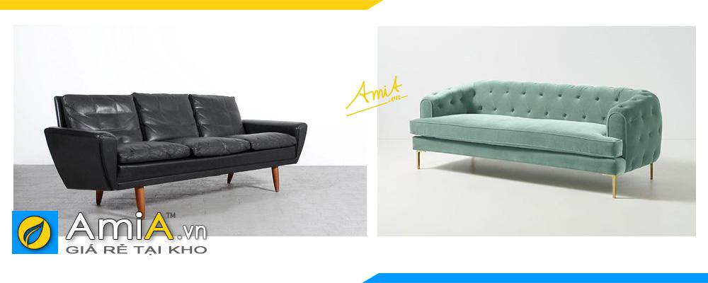 những mẫu sofa văng đẹp được yêu thích nhất hiện nay