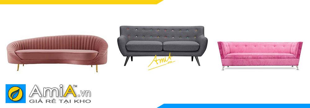 những mẫu sofa văng thuyền đẹp được yêu thích nhất hiện nay