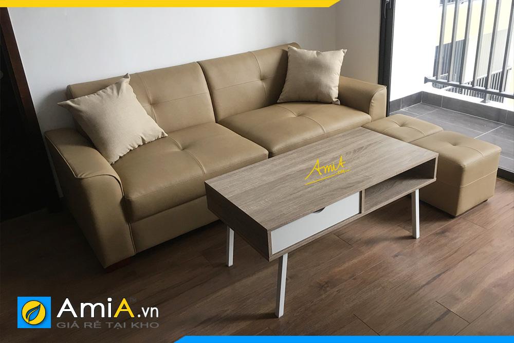 sofa văng phòng khách đẹp giá rẻ xu hướng nội thất hiện đại