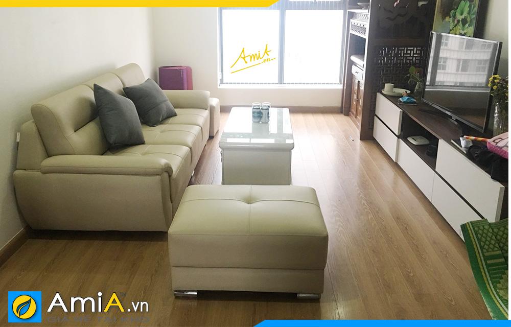 chia sẻ kinh nghiệm mua sofa văng đẹp cho nhà ống