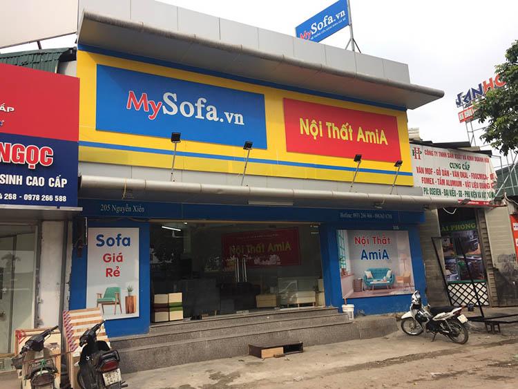 sofa giá rẻ Hà Nội