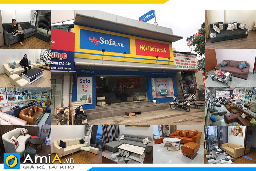Địa chỉ mua sofa văng giá rẻ đẹp hiện đại uy tín tại Hà Nội