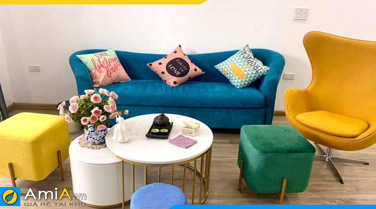 Mẫu ghế sofa cho người tuổi Canh dần