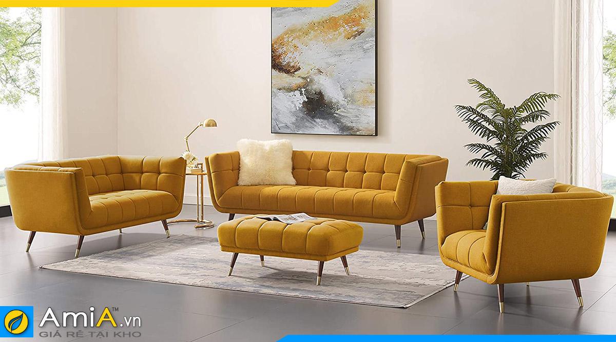 Mẫu ghế sofa cho phòng khách tuỏi thân