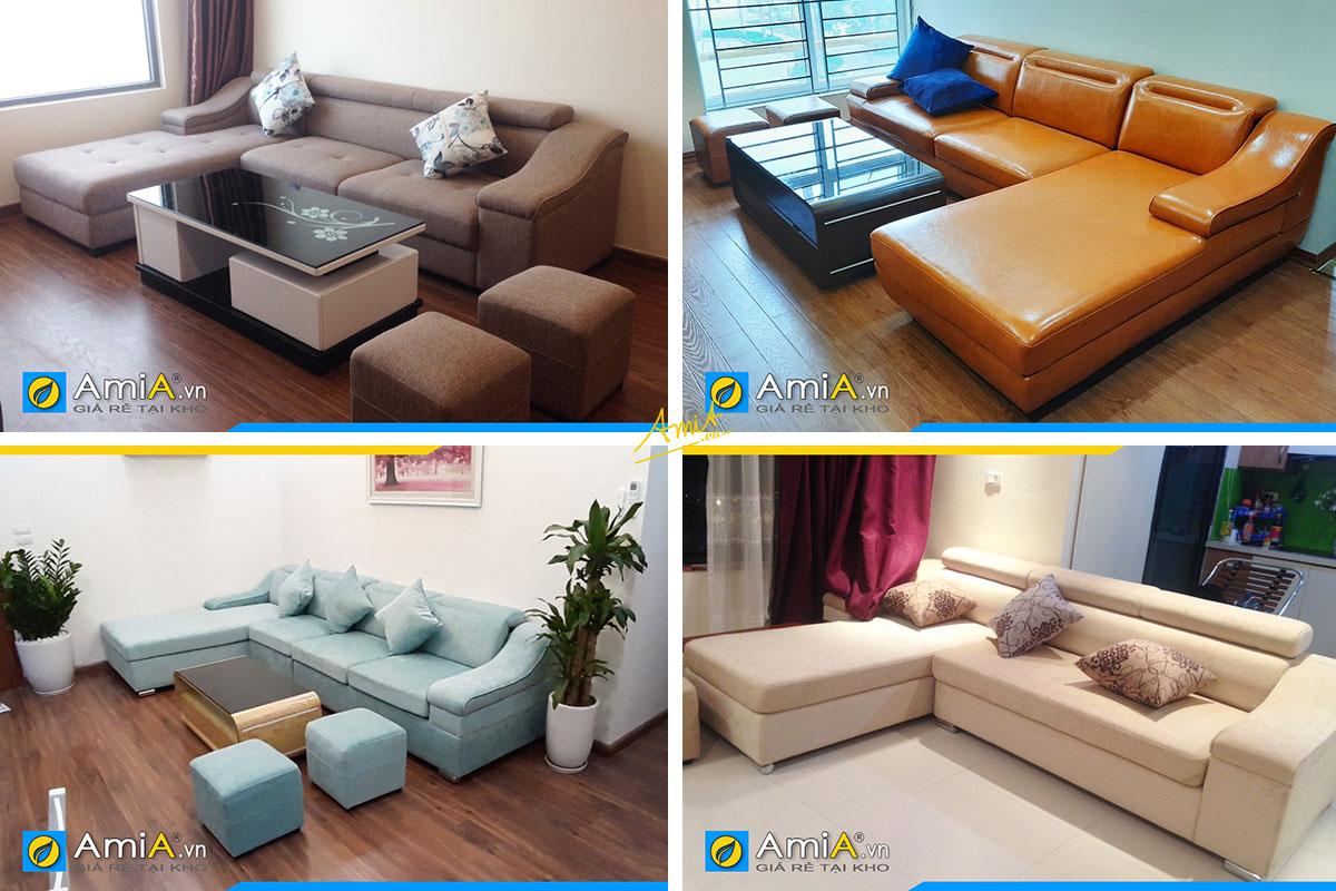 Giá bán của sofa góc
