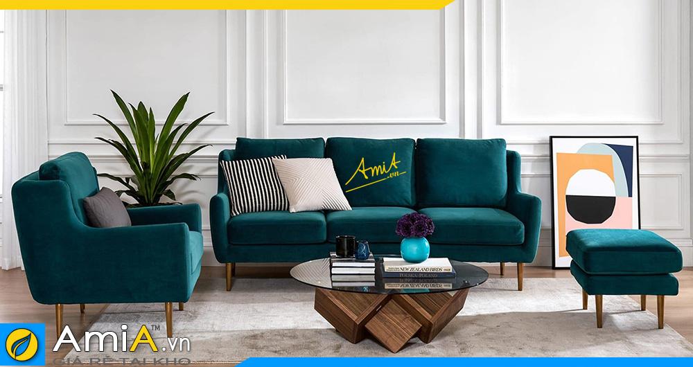 kích thước sofa văng dài trong phòng khách