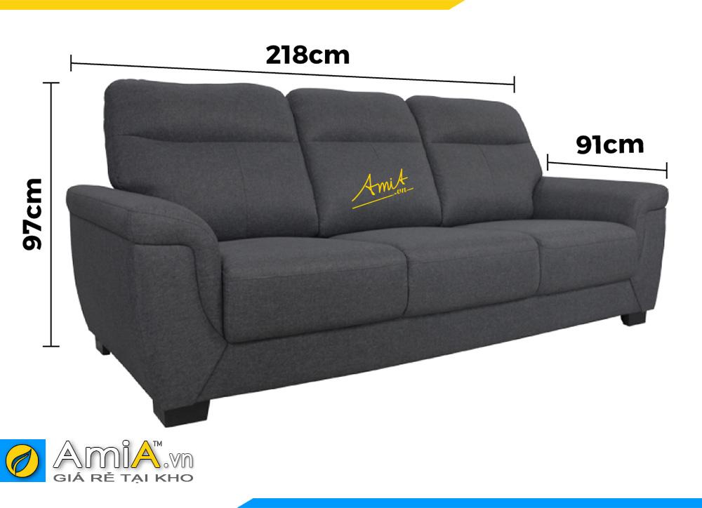 sofa văng ba chỗ ngồi siêu đẹp cho phòng khách nhà bạn