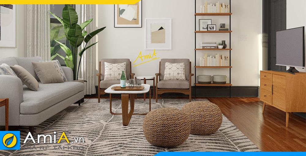 bộ sofa văng đẹp cho căn hộ chung cư