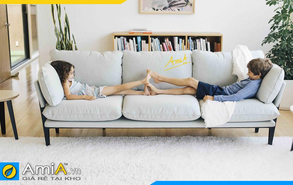 kích thước sofa văng phổ biến