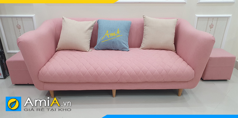 chia sẻ kinh nghiệm mua sofa văng cho nhà ống mặt tiền 3m