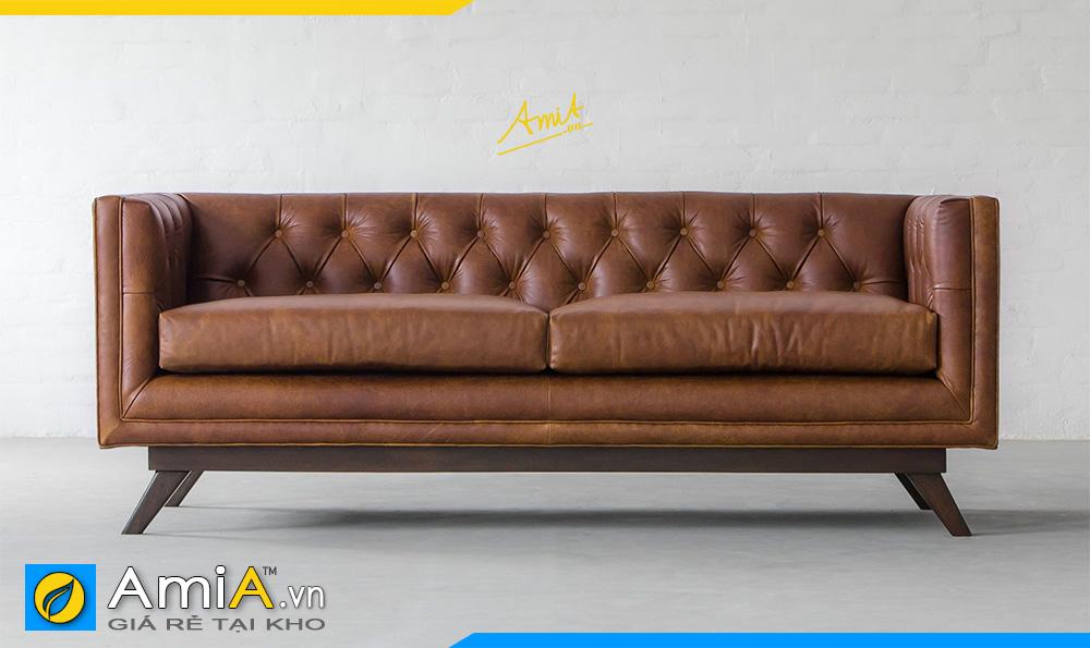 những mẫu sofa văng da bán chạy nhất