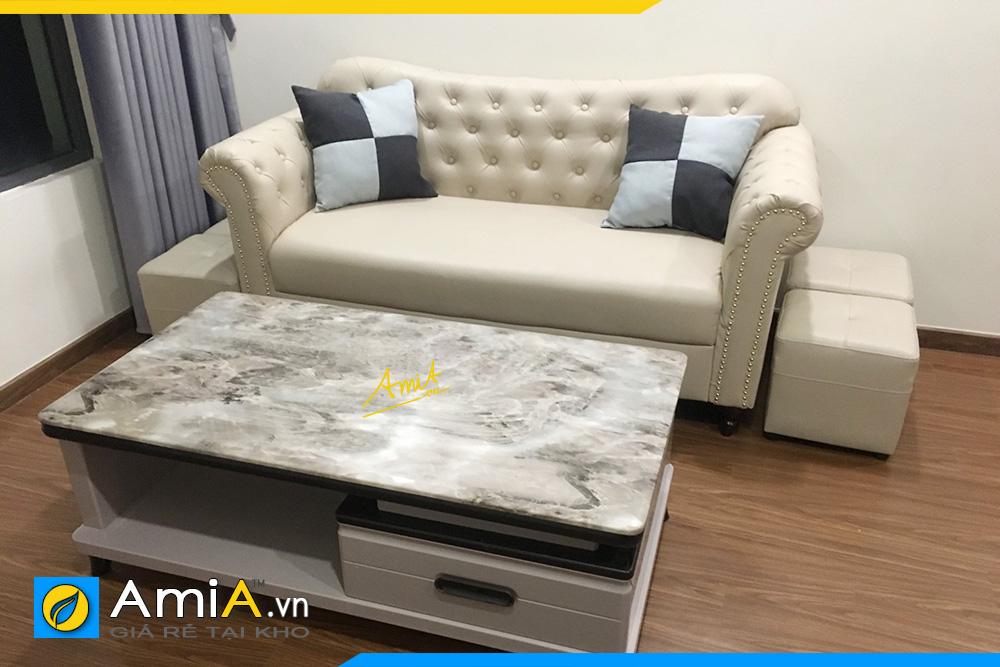 những mẫu sofa văng tân cổ điển cao cấp sang trọng đẹp