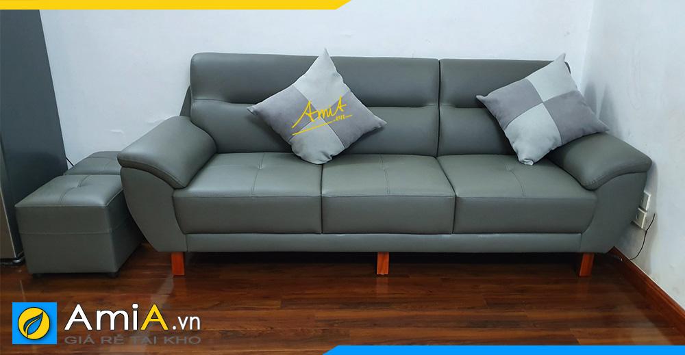 chia sẻ những mẫu sofa văng cho nhà ống đẹp