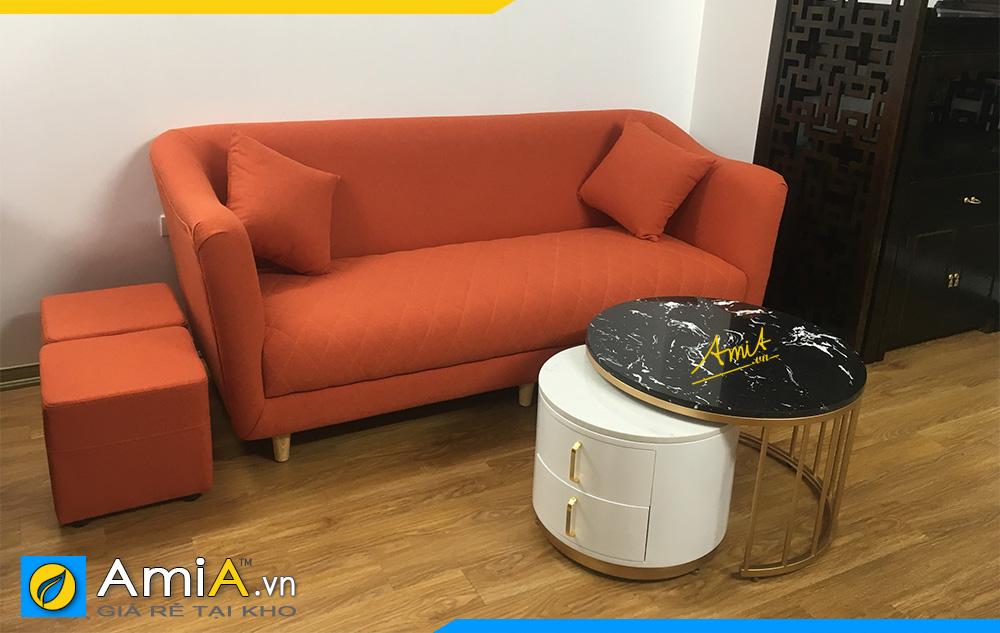 những mẫu sofa văng đẹp cho phòng khách nhà ống