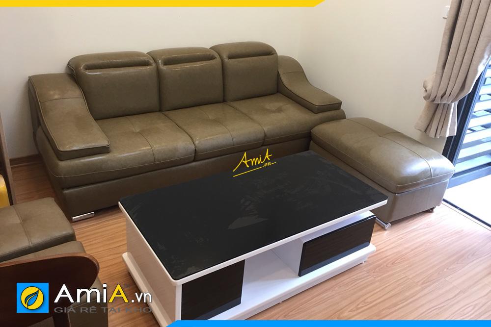 mẫu sofa văng da giá rẻ được bán chạy nhất