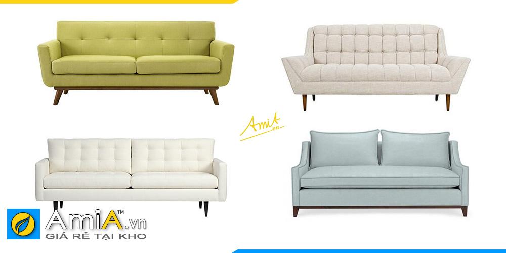 những mẫu sofa văng da giá rẻ
