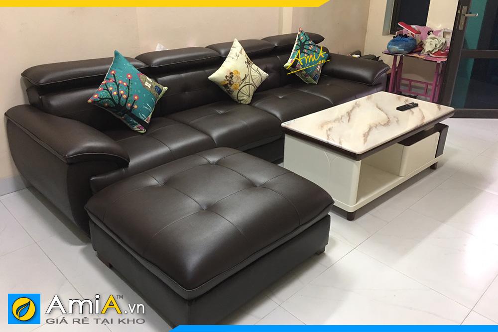 những mẫu sofa băng phòng khách đẹp giá rẻ tại hà nội