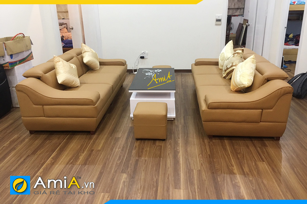 những mẫu sofa văng phòng khách đẹp giá rẻ tại hà nội