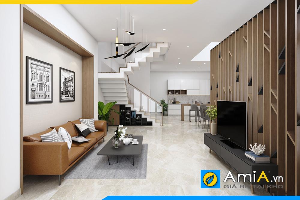 những mẫu sofa văng phòng khách đẹp giá rẻ xu hướng nội thất hiện đại