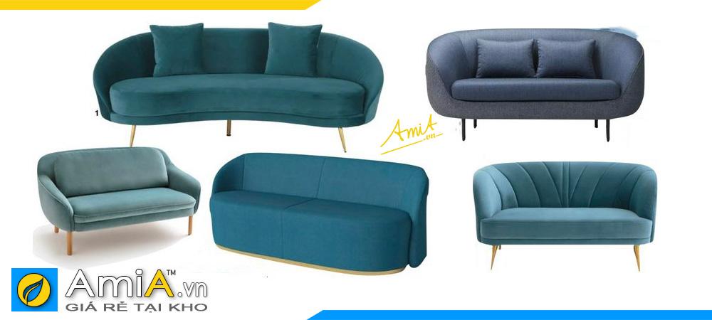 Những mẫu sofa văng thuyền đẹp xu hướng 2021