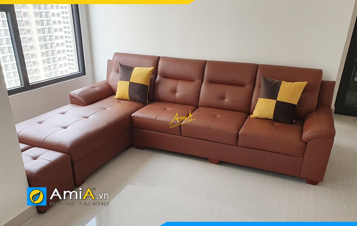 sofa góc đẹp giá rẻ