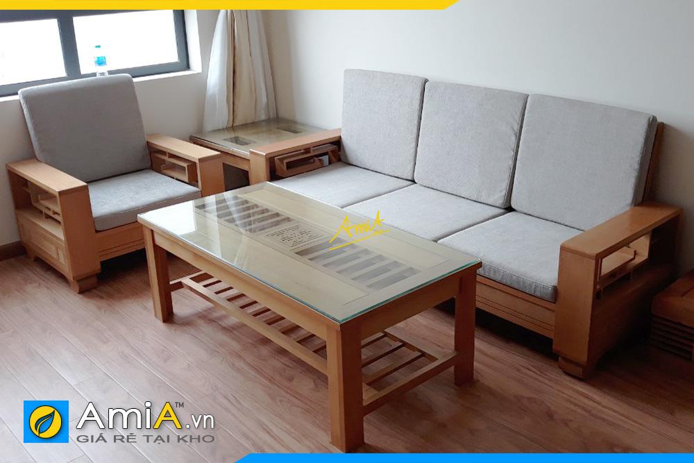 Hình ảnh mẫu ghế sofa văng 1m8 đẹp rẻ hiện đại