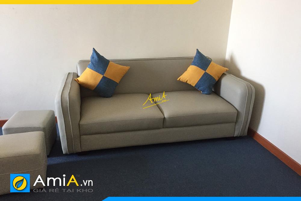 những mẫu sofa văng đôi hai chỗ ngồi tiện lợi nhỏ gọn đẹp sang trọng