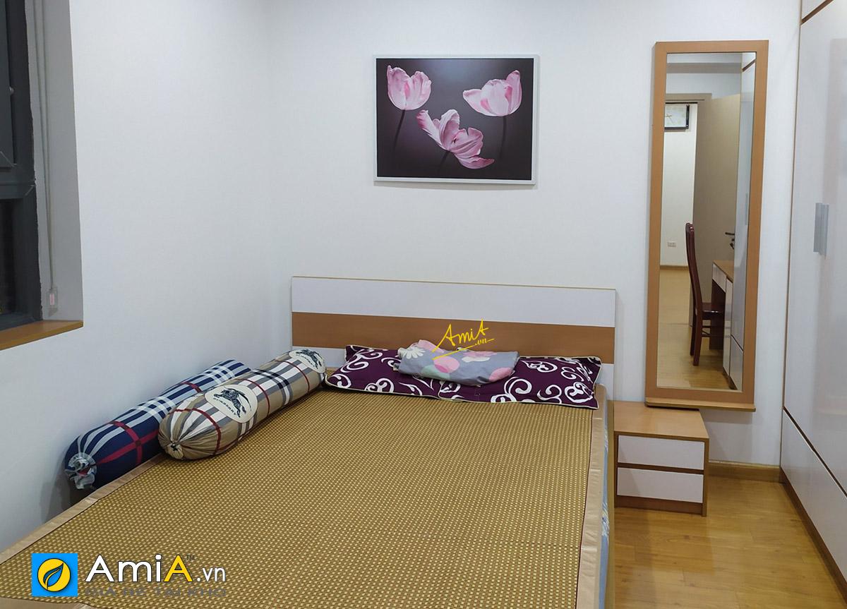 Hình ảnh Tranh hoa trang trí phòng ngủ đẹp hiện đại mã 1633