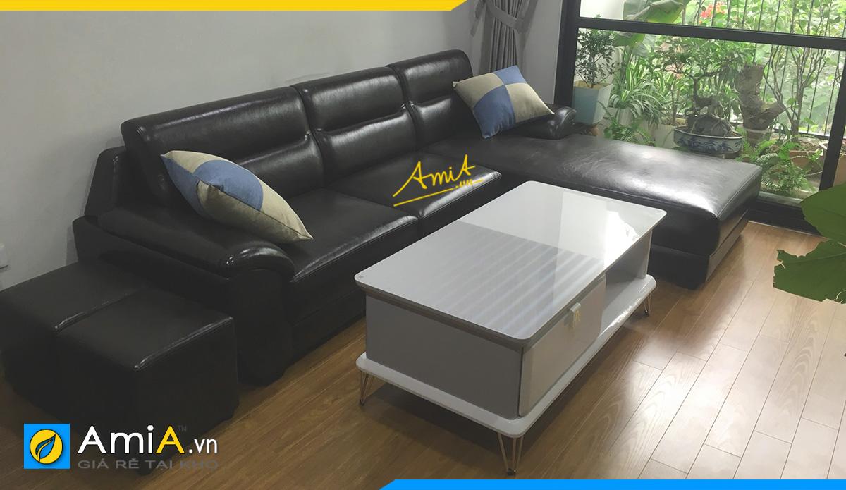 Hình ảnh thực tế tại nhà khách hàng của AmiA ở Chung cư Mom sky - ngõ 4 - Hàm Nghi