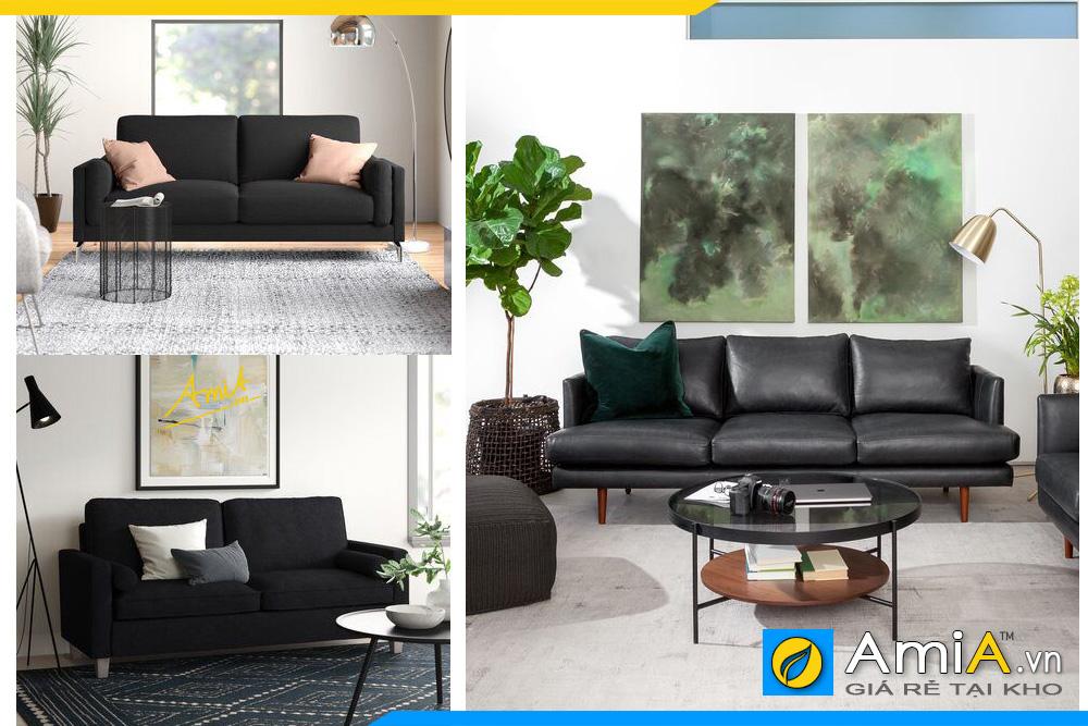 các mẫu ghế sopha băng vải nỉ đẹp hiện đại giá rẻ hà nội