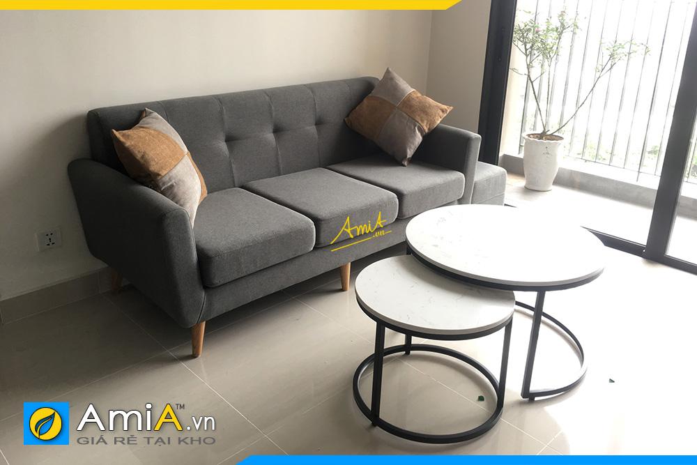 bộ sưu tập sofa văng màu ghi xám đẹp hiện đại giá rẻ bán chạy