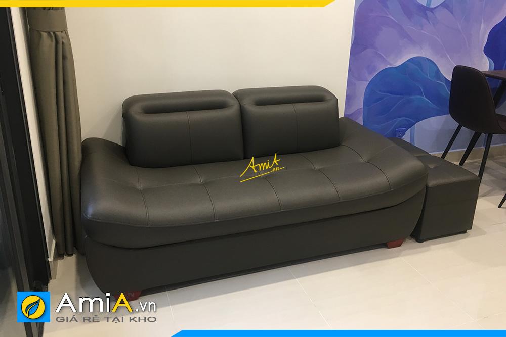 mẫu ghế sofa văng mini nhỏ gọn cho không gian nhỏ hẹp