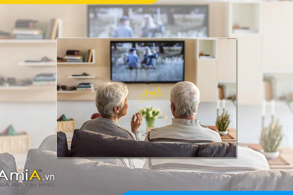 lưu ý khi chọn mua sofa văng cho nhà có người cao tuổi