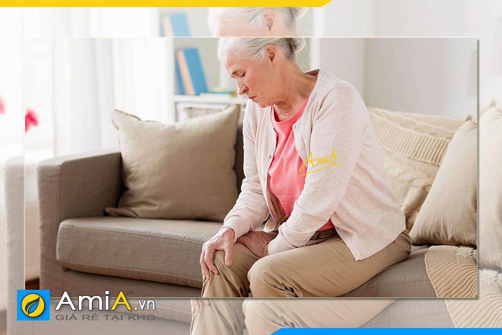 lưu ý khi chọn sofa văng cho nhà có người già