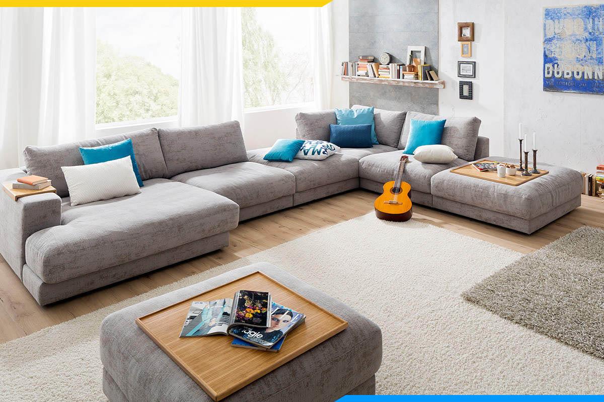 Lưu ý khi dùng sofa góc