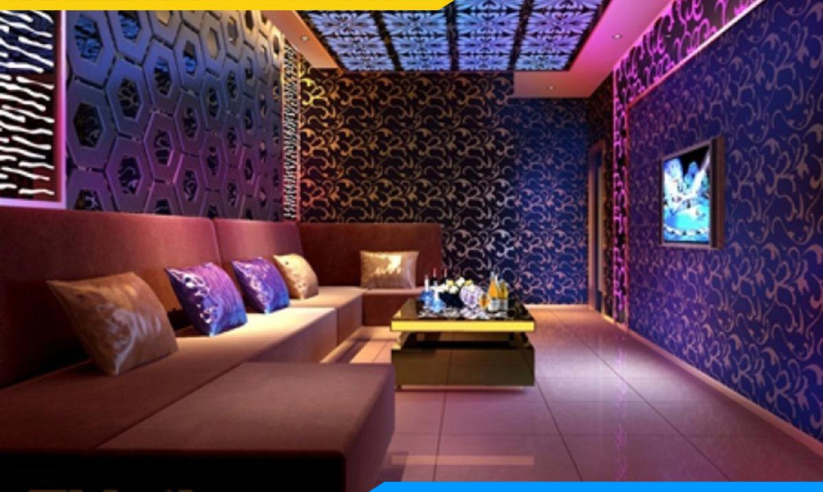 Mẫu ghế sofa góc karaoke đẹp hiện đại được ưa chuộng nhất hiện nay