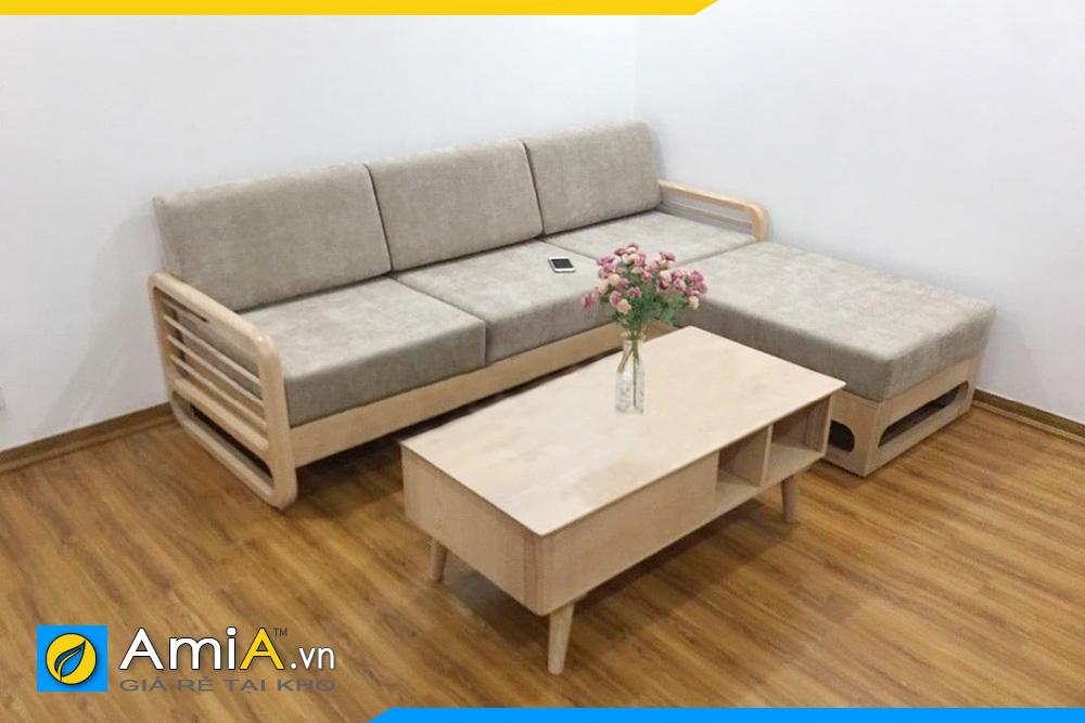 Bàn ghế gỗ Sồi Nga