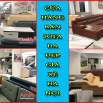 Cửa hàng sofa da giá rẻ