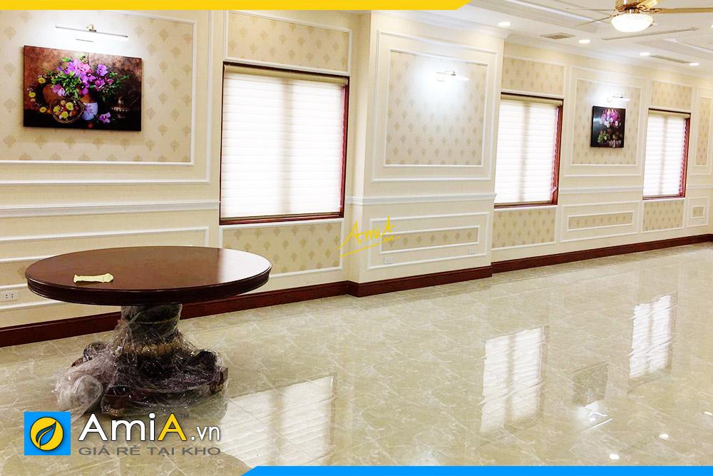 Hình ảnh Các mẫu tranh treo tường phòng ăn khách sạn đẹp