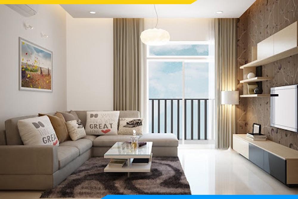 sofa da nhà mẫu dự án cực đẹp cực sang