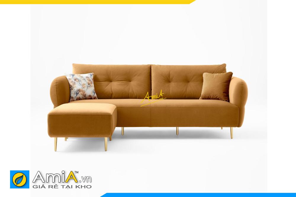 sofa goc phong khach nho mini