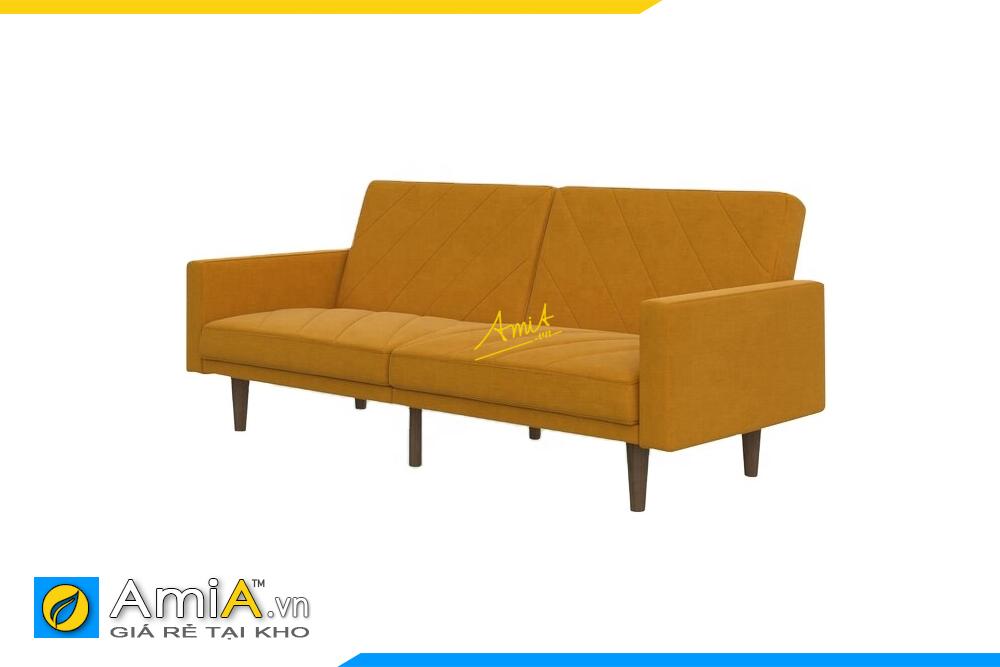 sofa vang phong khach nho gon