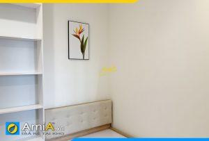 Hình ảnh Tranh hoa thiên điểu in canvas trang trí phòng ngủ đẹp AmiA PN1691